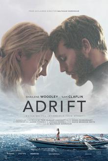 poster Adrift (2018)