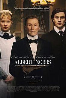 poster Albert Nobbs (2011)