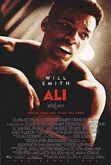 poster Ali (2001)