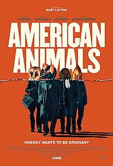 poster American Animals (2018)