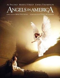 poster Angels in America (TV Mini-Series 2003)