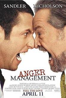 poster Anger Management (2003)