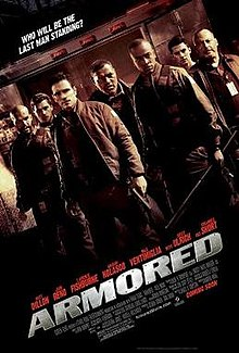 poster Armored (2009)