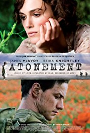 poster Atonement (2007)