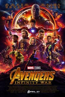 poster Avengers Infinity War (2018)