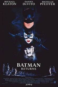 poster Batman Returns (1992)