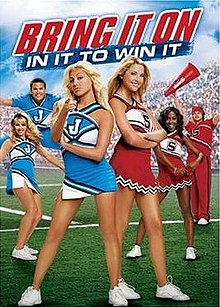 poster Bring It On In It to Win It (Video 2007)
