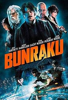 poster Bunraku (2010)