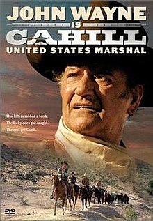 poster Cahill U.S. Marshal (1973)