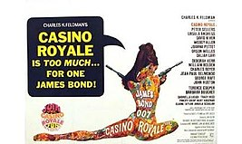 poster Casino Royale (1967)