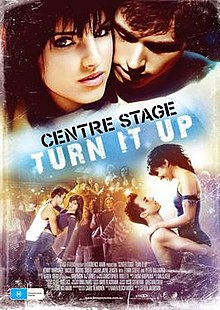 poster Center Stage Turn It Up (2008)