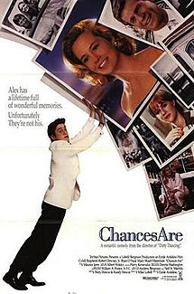 poster Chances Are (1989)