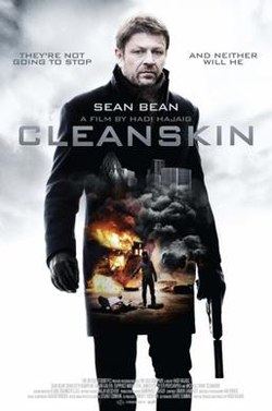 poster Cleanskin (2012)