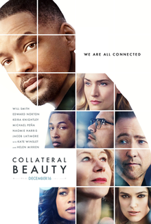 poster Collateral Beauty (2016)