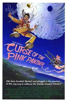 poster Curse of the Pink Panther (1983)