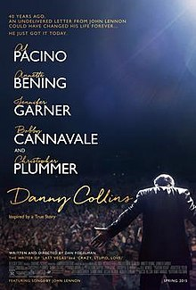 poster Danny Collins (2015)