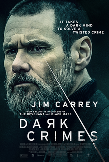 poster Dark Crimes (2016)