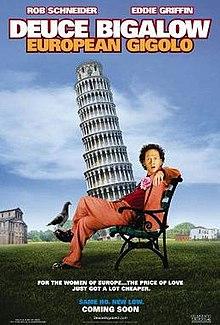 poster Deuce Bigalow European Gigolo (2005)