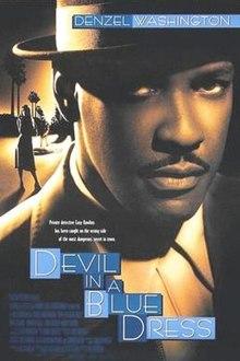 poster Devil in a Blue Dress (1995)
