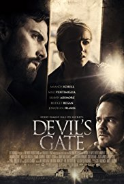 poster Devil's Gate (2017)