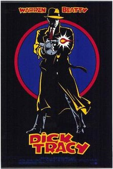 poster Dick Tracy (1990)
