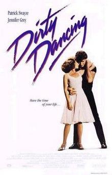 poster Dirty Dancing (1987)