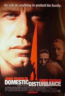poster Domestic Disturbance (2001)