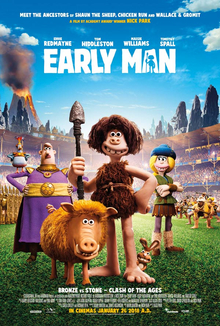 poster Early Man (2018)
