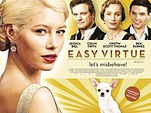 poster Easy Virtue (2008)