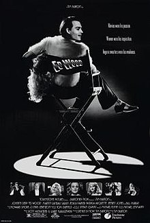 poster Ed Wood (1994)