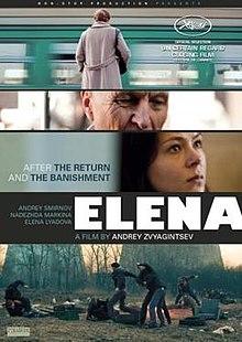 poster Elena (2011)