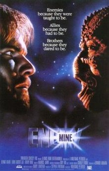 poster Enemy Mine (1985)