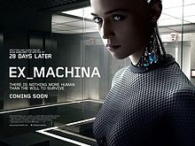 poster Ex Machina (2014)