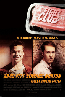 poster Fight Club (1999)