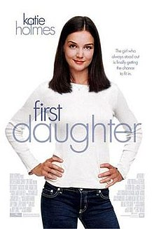 poster First Daughter (2004)
