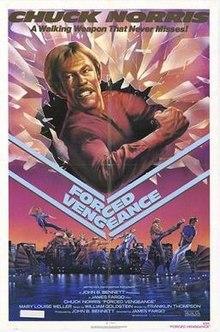 poster Forced Vengeance (1982)