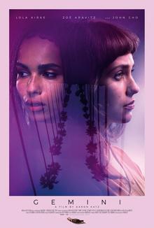 poster Gemini (2017)