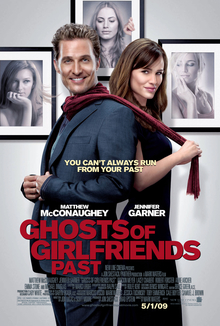 poster Ghosts of Girlfriends Past (2009)