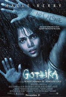 poster Gothika (2003)
