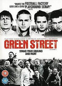 poster Green Street Hooligans (2005)