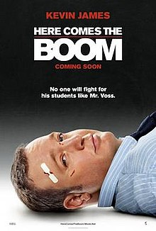 poster Here Comes the Boom (2012)