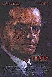 poster Hoffa (1992)