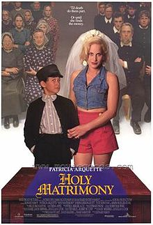 poster Holy Matrimony (1994)