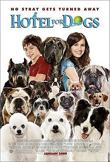 poster Hotel for Dogs (2008)