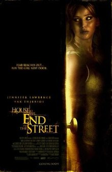 poster House at the End of the Street (2012)