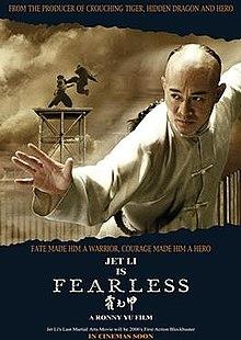 poster Huo Yuan Jia - Fearless (2006)