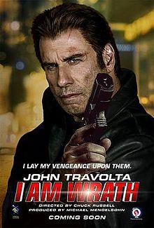 poster I Am Wrath (2016)