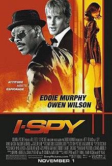 poster I Spy (2002)