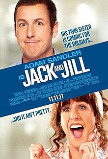 poster Jack and Jill (2011)