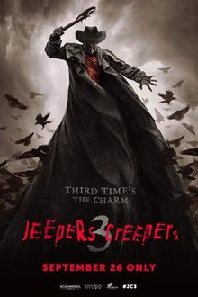 poster Jeepers Creepers III (2017)